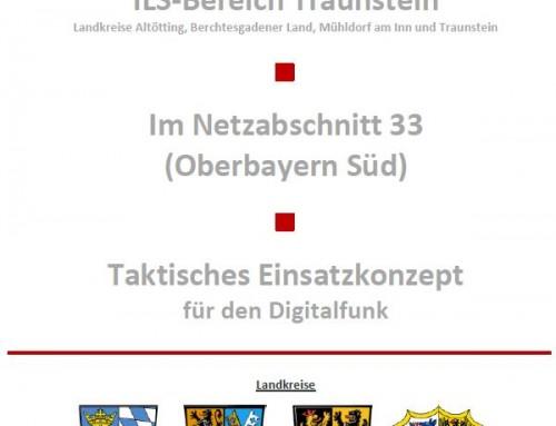 Taktisches Einsatzkonzept Digitalfunk Version 1.3 online!