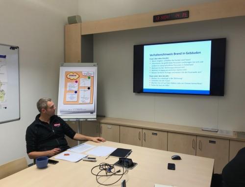 Interne Fortbildung der ILS Traunstein – weitere Optimierung im Bereich der Notrufabfrage