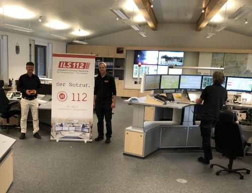 Heute vor 10 Jahren am 17.06.2010 – Aufschaltung der Notrufnummer 112 auf die ILS Traunstein